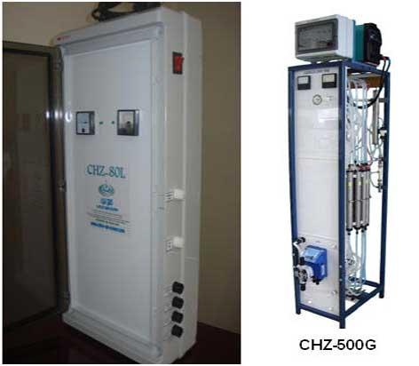 cholor-ozone